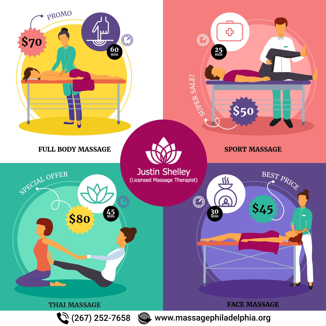 Things to Consider When Looking for the Right Massage Therapist!