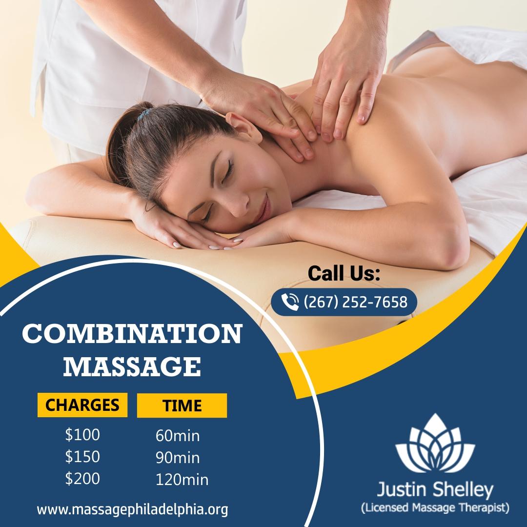 combination massages