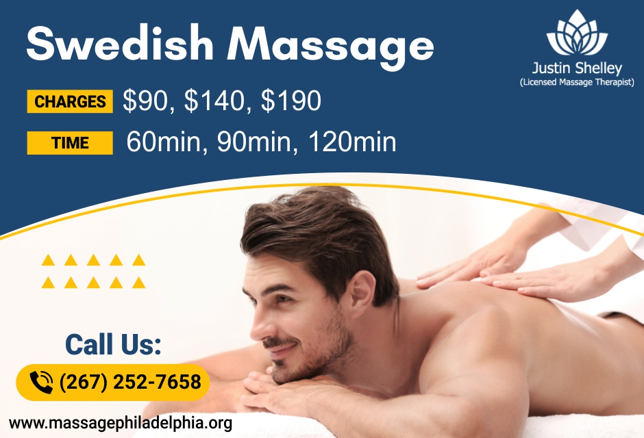 Thinking About Unwinding Your Muscle Tension? Try Swedish massage!