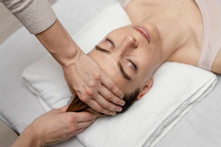 What is Craniosacral therapy and how is it beneficial?